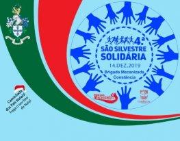Banner São Silvestre Solidária Constância - BrigMec