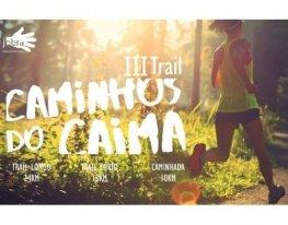 Banner Trail Caminhos do Caima
