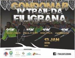 Banner Trail da Filigrana