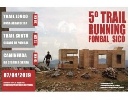 Banner Trail Running Pombal Sicó