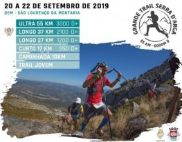 Banner Grande Trail Serra D'Arga