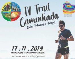 Banner Trail e Caminhada Clube Trilheiros & Amigos
