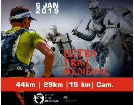 Banner Ultra Trail Medieval