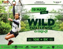 Banner Wild Challenge Coimbra