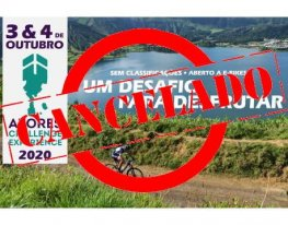 Banner Azores Challenge Experience MTB