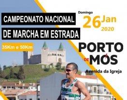 Banner Campeonato Nacional de Marcha