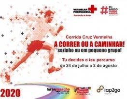 Banner Corrida Cruz Vermelha (Virtual)