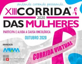 Banner Corrida das Mulheres (virtual)