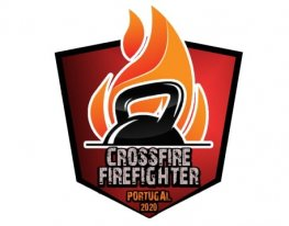 Banner Crossfire Firefighter Portugal