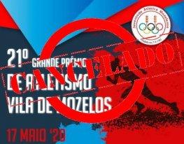 Banner Grande Prémio de Atletismo Vila de Mozelos