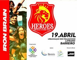 Banner Heroes Obstacle Course Race