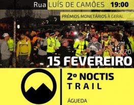 Banner Noctis Trail - Trail e Caminhada Nocturna