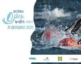 Banner Setubal Open Water Race