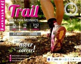 Banner Trail Rota dos Moinhos