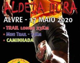 "Banner Trail Santa Marta - Alvre ""Aldeia Dura"""