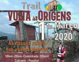 Banner Trail Volta às Origens