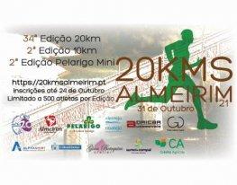 Banner 20 Km de Almeirim