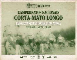 Banner Campeonato de Portugal de Corta-Mato Longo