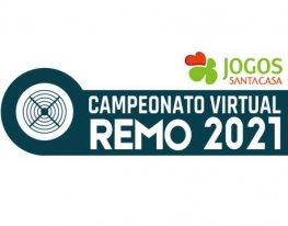 Banner Campeonato Virtual de Remo