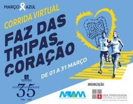 Banner Corrida Virtual - Faz das Tripas Coração