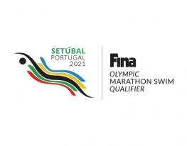 Banner FINA Olympic Marathon Swim Qualifier