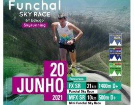 Banner Funchal Sky Race