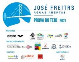 Banner José Freitas Águas Abertas - Prova do Tejo
