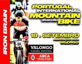 Banner Portugal International Mountain Bike 3H.6H.12H