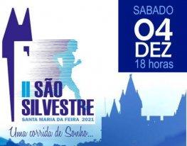 Banner São Silvestre de Santa Maria da Feira