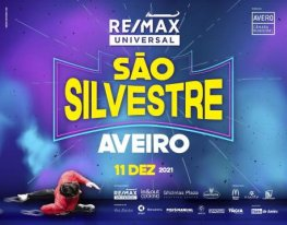 Banner São Silvestre de Aveiro