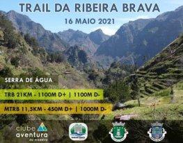 Banner Trail da Ribeira Brava