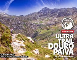 Banner Ultra Trail Douro e Paiva