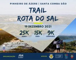 Banner Trail da Rota do Sal