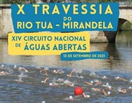 Banner Travessia do Rio Tua - Mirandela