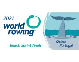 Banner World Rowing Beach Sprint Finals