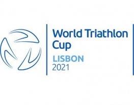 Banner World Triathlon Cup Lisbon